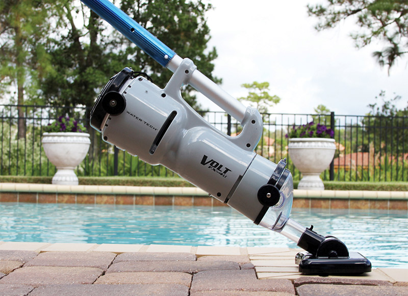 Aspiratore a batteria per fondo piscina POOL BLASTER VOLT FX4