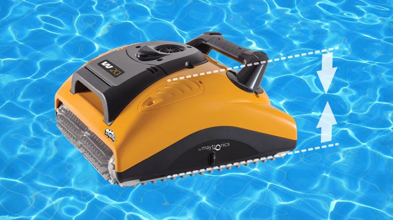 Robot piscina Dolphin Wave 50 Maytronics