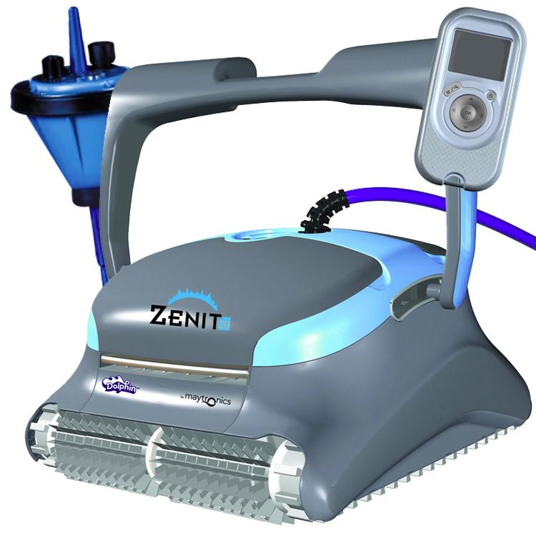Robot pulitore PULIT E 55 astralpool dolphin maytronics