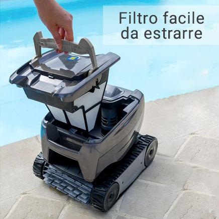 Filtro facile da pulire OT2100 Zodiac
