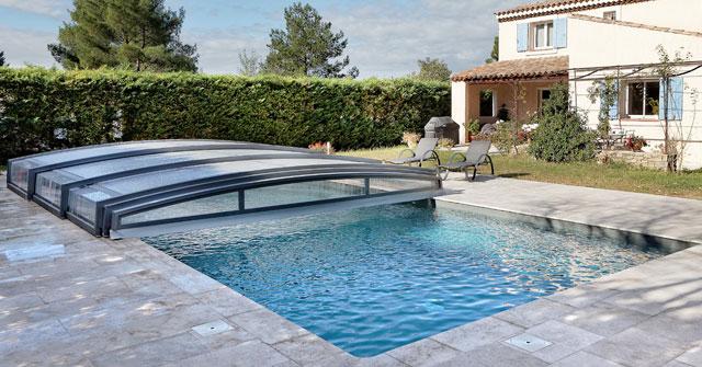 Copertura telescopica piscina