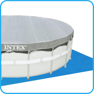 Piscina intex ultra frame 5 49 h 1 32 m for Intex accessori