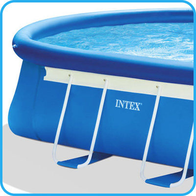 Piscina fuori terra intex Frame Ellipse