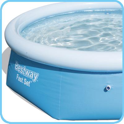 Piscina fuori terra Bestway Rotonda solo piscina