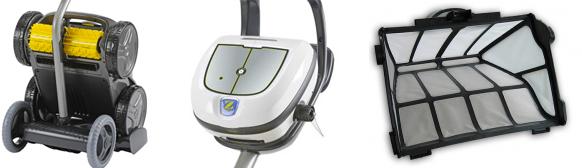 Accessori inclusi robot zodiac
