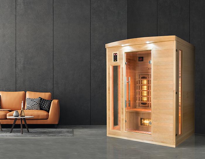 Sauna Daphne 3 posti