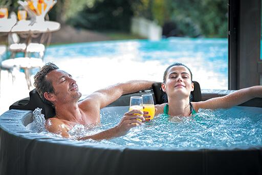 Poggiatesta bevande NetSpa per spa Vita Premium - Scheda