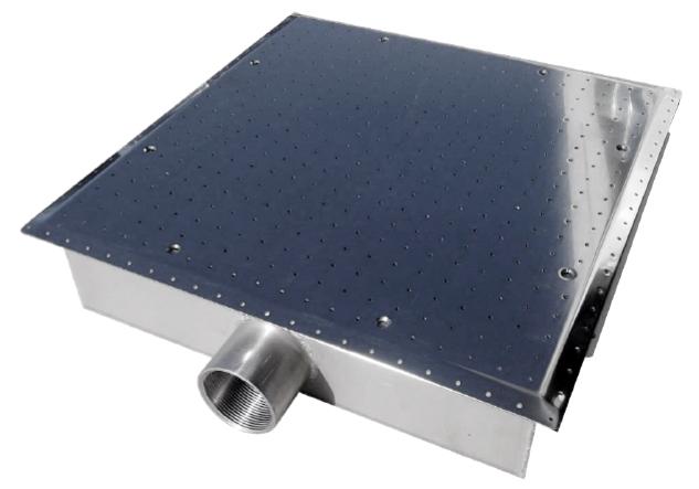 Kit idromassaggio Piscina ACQUABUBBLE per massaggio verticale