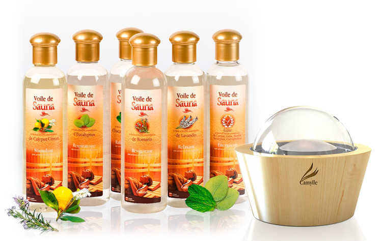 Aromi sauna