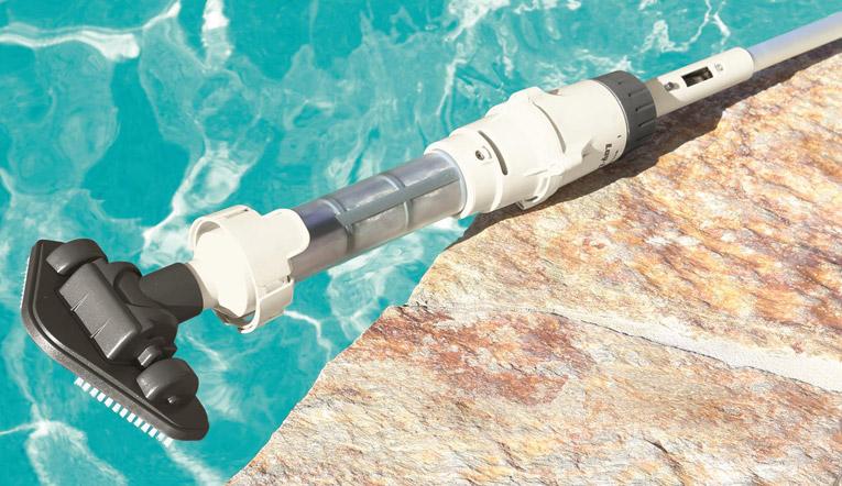 Aspiratore subacqueo a batteria per piscine e SPA - Lay-Z-Spa
