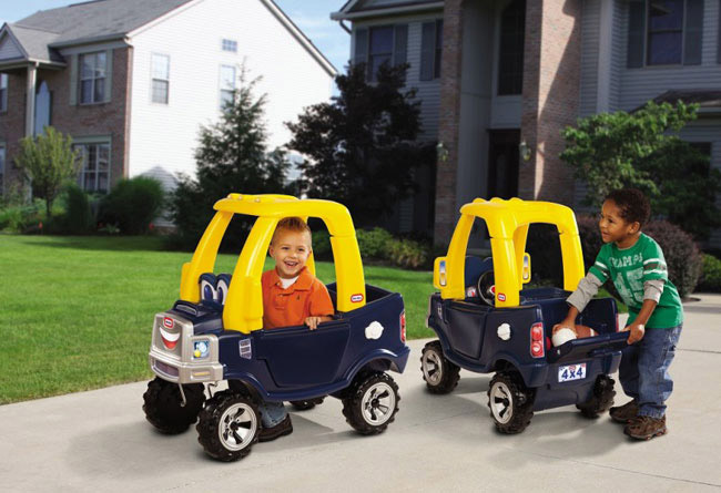 Auto a spinta COZY PICK UP by Little Tikes