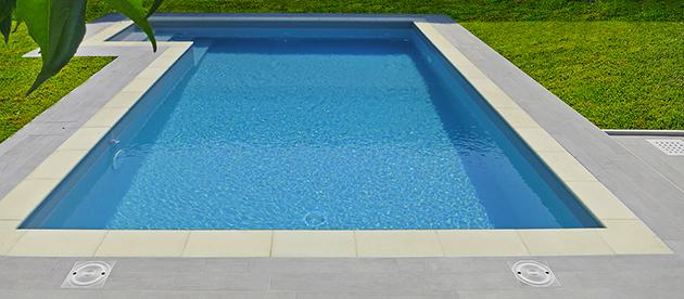 Bordo piscina impermeabile GIALLO SAHARA Autetika