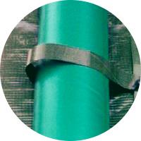 Corda elastica copertura