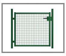 cancello per recinzione