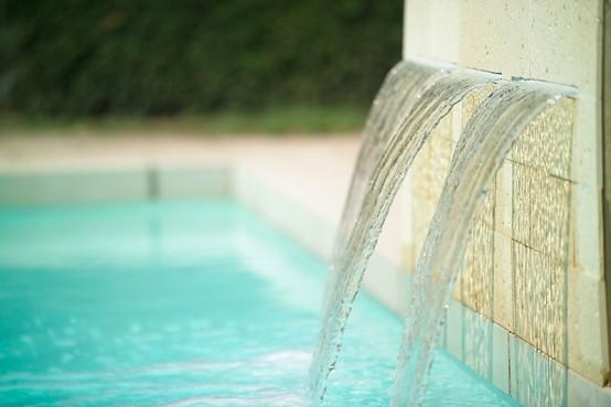 Cascata Lamina Acqua POWERFALL Zodiac per piscina