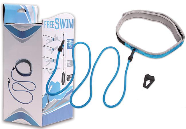 Cintura nuoto in piscina