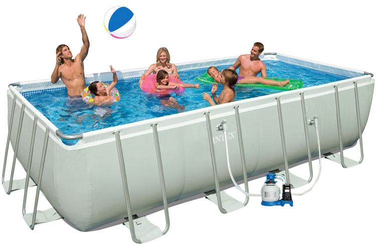 Intex piscina fuori terra