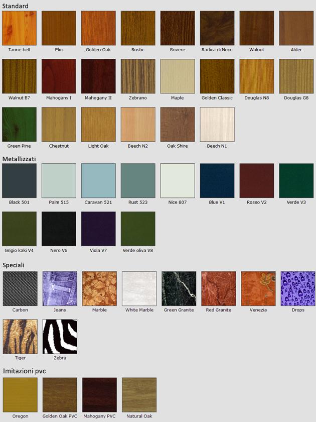 colori copertura telescopica per piscina