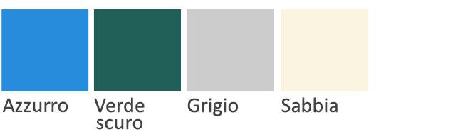 Copertura invernale aircover colori