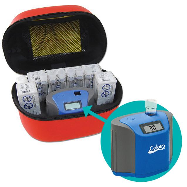 Fotometro digitale Kit ColorQ 7