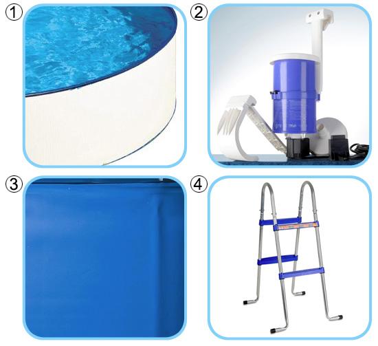 componenti piscine GRE lanzarote