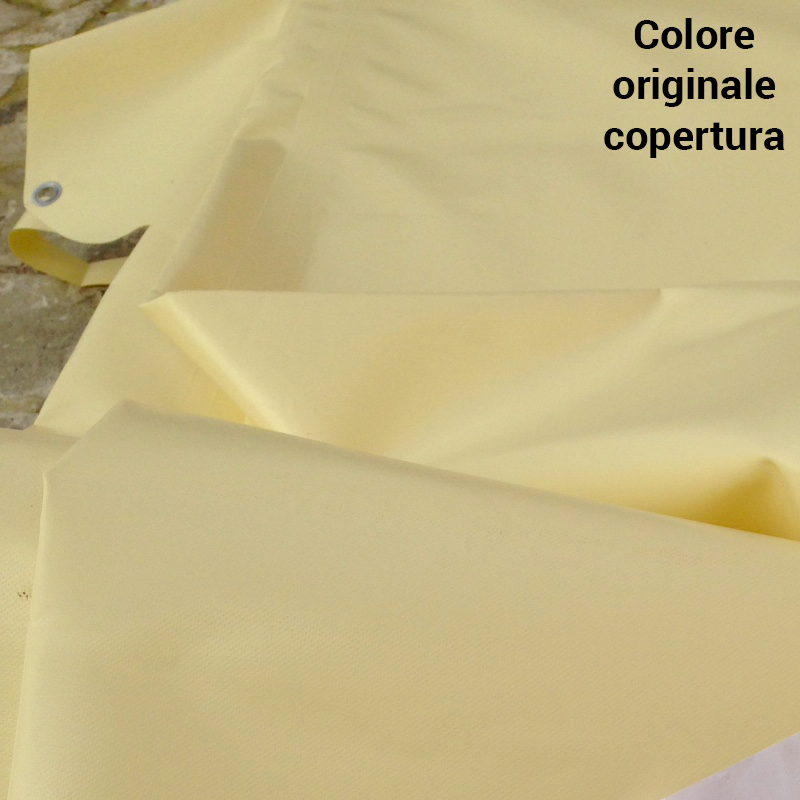 Copertura per piscina Polartex COLOR 650 PVC