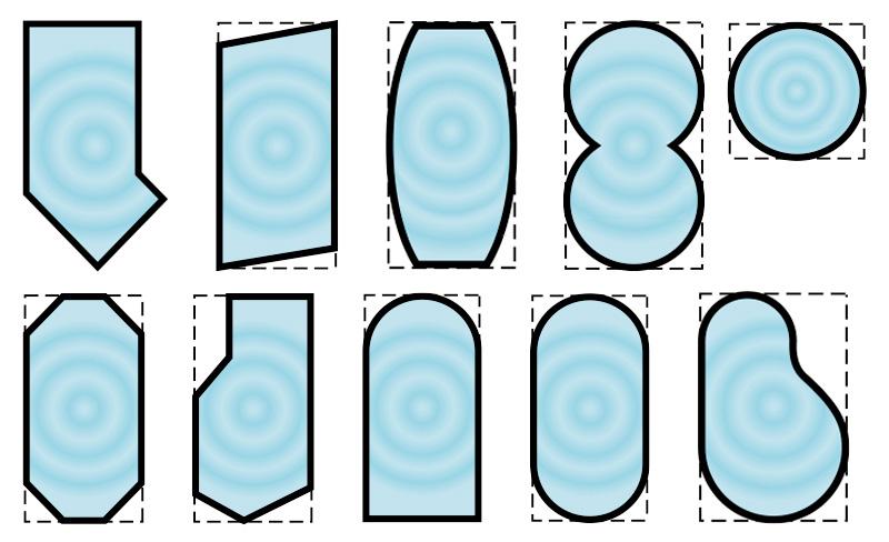 Dimensioni Copertura Isotermica a bolle d'aria