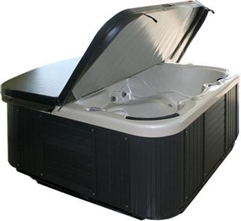 Copertura vasca spa