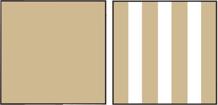 dondolo STRIP colore beige
