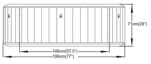 dimensioni spa idromassaggio