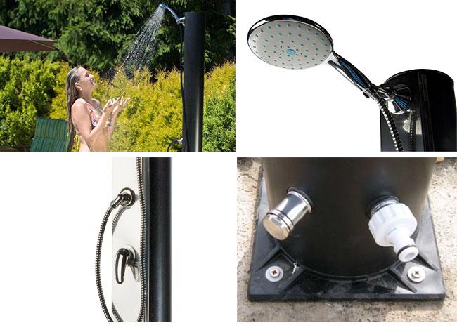 doccia solare standard