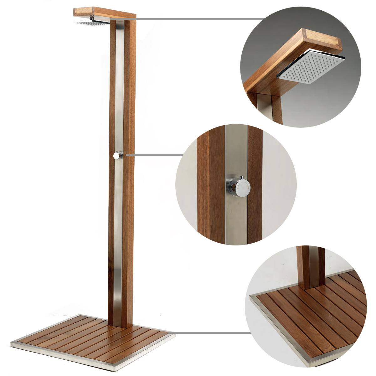 Docce per esterni dusche doccia per esterni with docce - Doccia per esterno ...