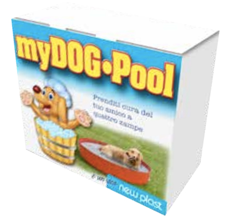 My Dog Pool piscina per cani