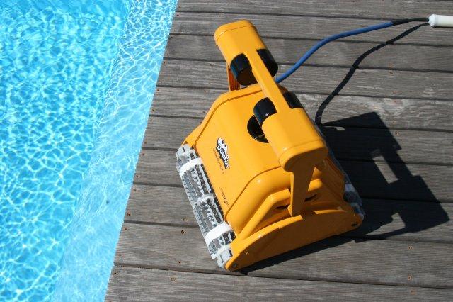 Robot piscina Dolphin Pro X2