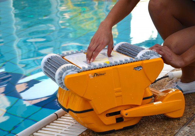Robot piscina Dolphin WAVE 50