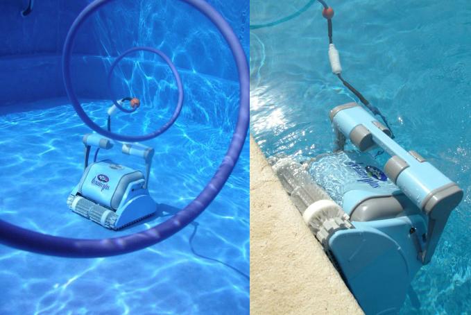 Robot piscina Dynamic Plus