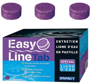 easy line tab pastiglie