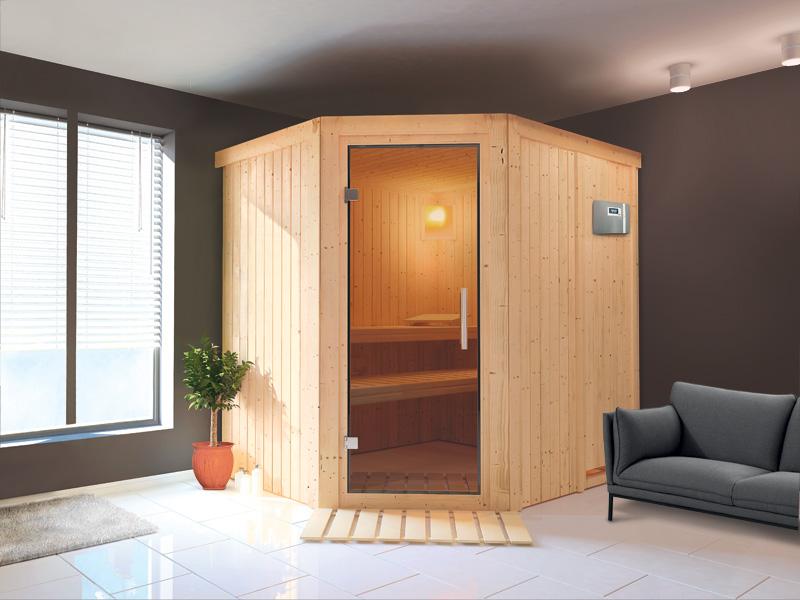 Sauna finlandese tradizionale TUULA