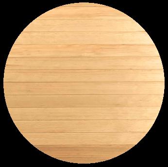 Sauna a raggi infrarossi in legno di Abete canadese