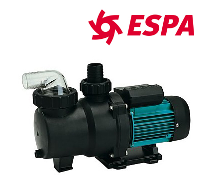 Pompa Piscina per filtrazione Espa NIPER 2 400 - 0,25 HP Raccordi 4 cm