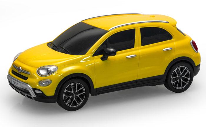 Macchina radiocomandata FIAT 500X Colore GIALLO
