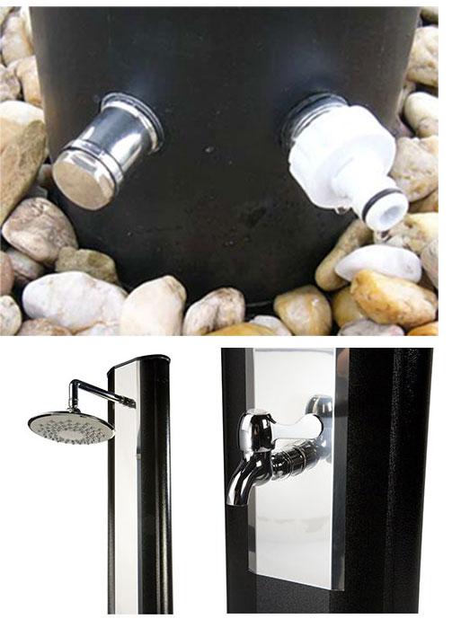 doccia solare de luxe