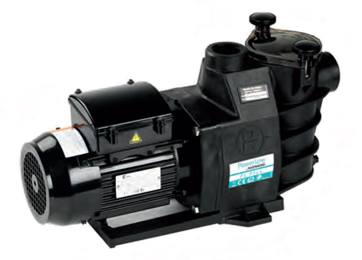 Pompa per filtrazione piscina POWERLINE monofase