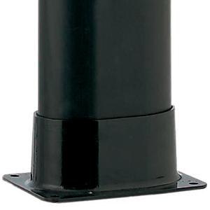 Doccia Solare in pvc nero - con miscelatore - capacità 38 litri