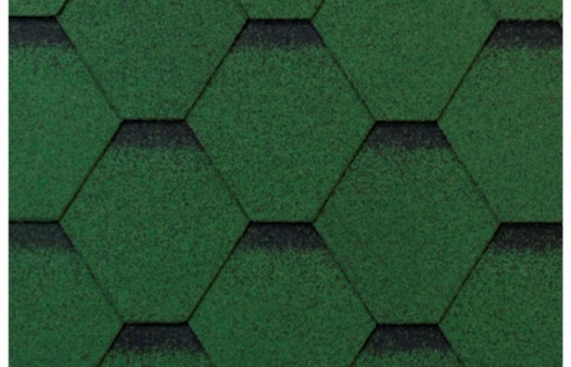 tegola verde sauna