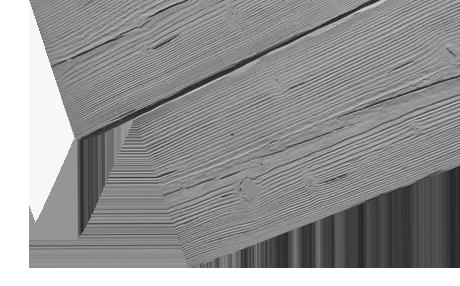 bordo legno grigio