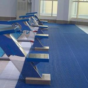 Stuoia in pvc Heronrib per piscina e sauna