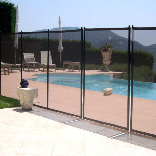 rete sicurezza piscina