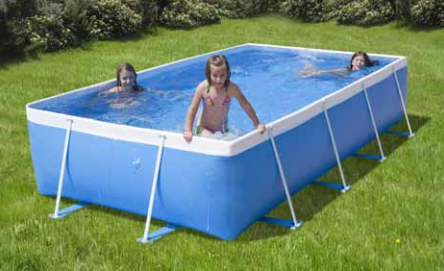 Piscina made in italy