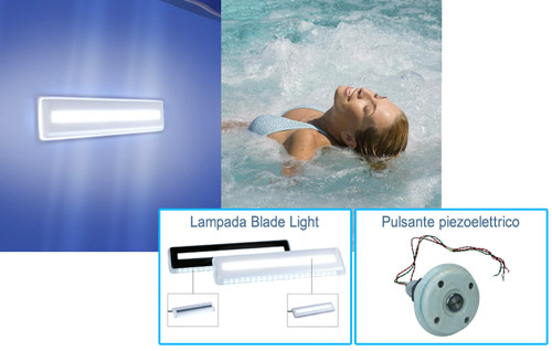 Kit Wellness piscina ITALIKA Steel